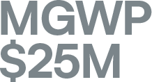 MGWP $25M – 2017
