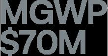 MGWP $70M – 2018